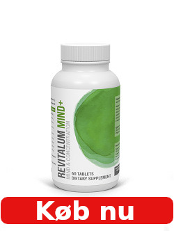 Revitalum Mind Plus dosering